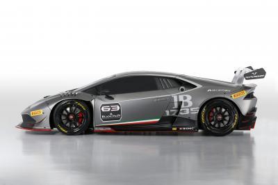 Lamborghini Huracan Super Trofeo LP 620-2