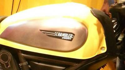 Ducati Scrambler 2015 : premières photos à la World Ducati Week