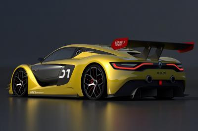 Renault Sport R.S. 01 2015