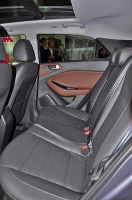 A bord de la nouvelle Hyundai i20