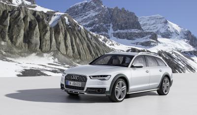 Audi A6 restylé (2015)