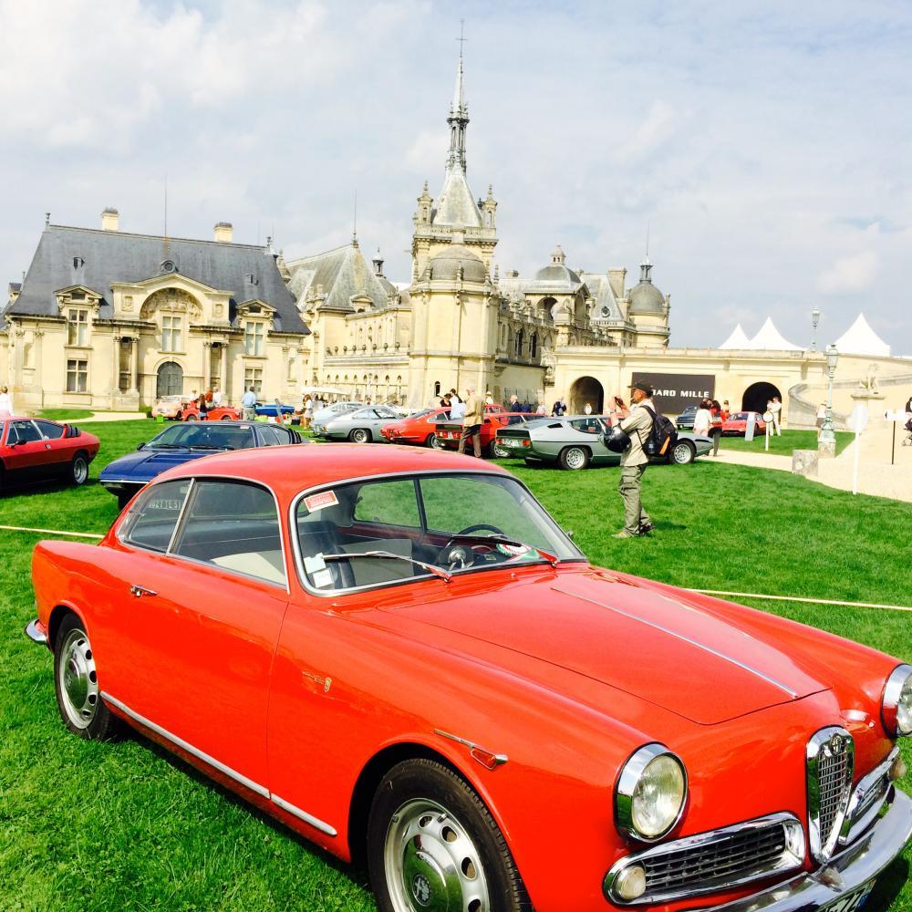 Chantilly Arts & Elegance 2014