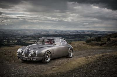 Jaguar Mark II by Callum