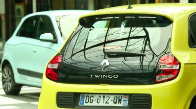 Twingo Market Race