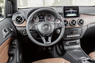Mercedes Classe B Facelift 2015
