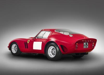 Ferrari 250 GTO record de vente Bonhams