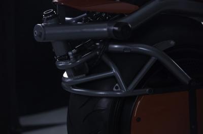 Ryno, monocycle électrique : une seul roue, 5300 $ + vidéo