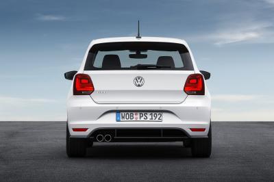 Volkswagen Polo GTI Facelift 2015
