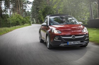 Opel Adam Rocks (2014)