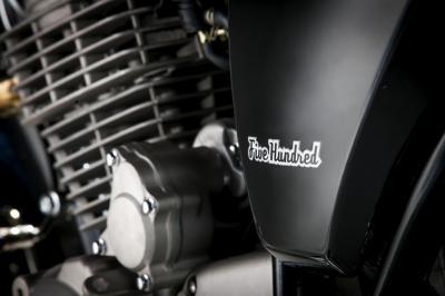 Nouveautés 2015 : Mash Five Hundred ou l'anti SR 400 sous les 4000 € !