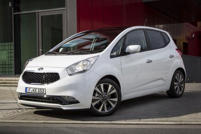 Kia Venga Facelift 2015