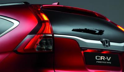 Honda CR-V Facelift 2015