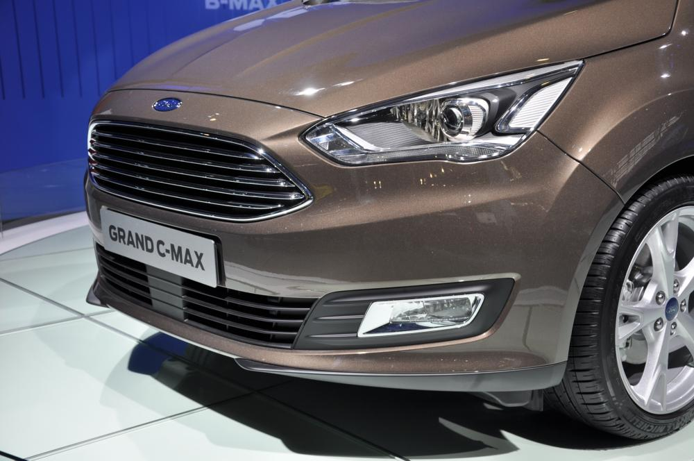 Ford Grand C-Max Facelift 2015
