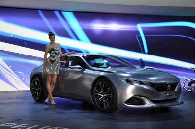Peugeot EXALT 2ème version