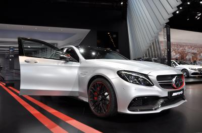 Mercedes Classe C 63 AMG
