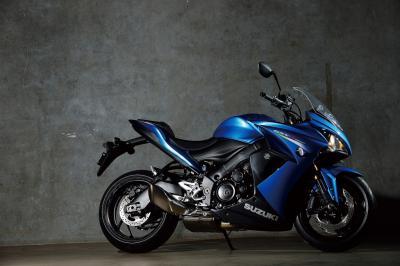Nouveauté 2015 - Intermot - Suzuki GSX-S1000 et F