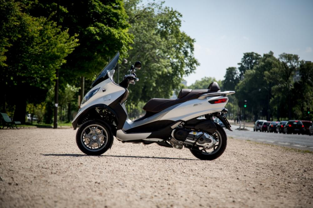 albums photos essai piaggio mp3 500 lt abs asr business