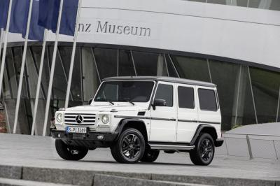 Mercedes Classe G Edition 35