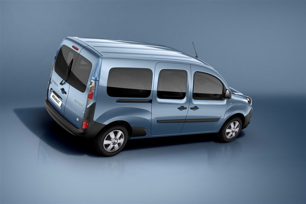 Renault Kangoo Express restyle