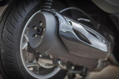 Piaggio X10 350 : au-dessus de tout soupçon !