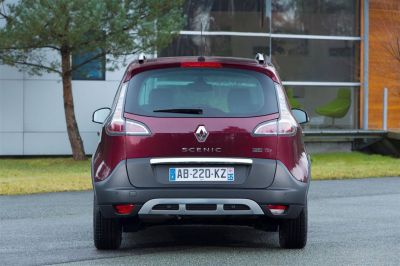 Renault Scénic Xmode