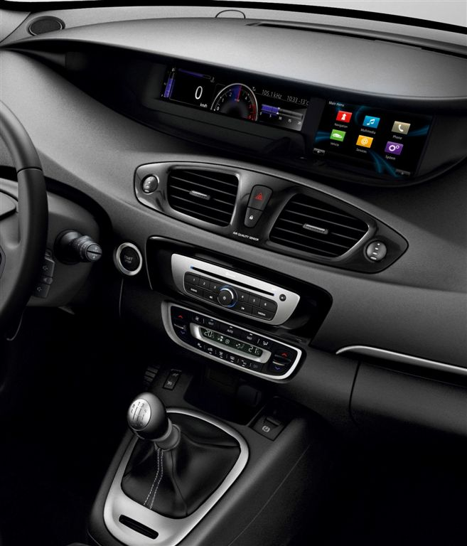 Renault Scénic restylé