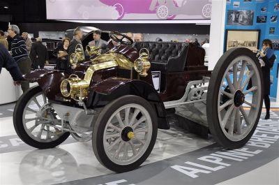 Rétromobile 2013