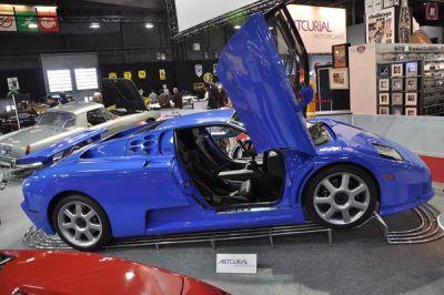 Les pépites de la vente Artcurial à Rétromobile