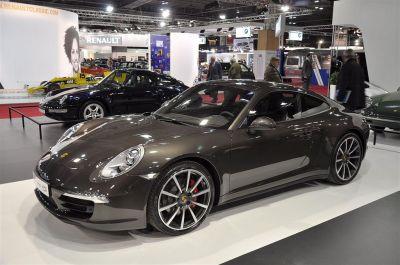Les 50 ans de la Porsche 911