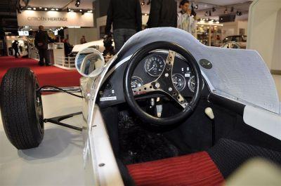 Skoda et le sport automobile à Rétromobile