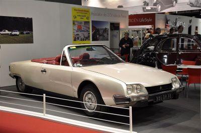 Citroën à Rétromobile