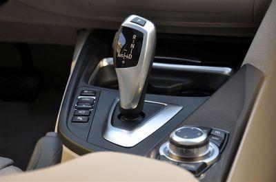 A bord de la BMW Série 3 Gran Turismo