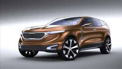 Kia Cross GT