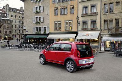 Volkswagen Cross Up