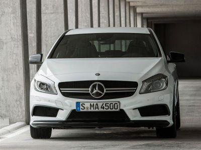 Mercedes C 45 AMG