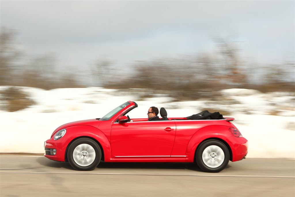 coccinelle cabriolet tdi 140