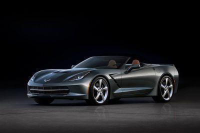 Chevrolet Corvette Stingray Convertible