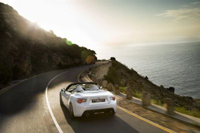 Toyota FT-86 Open