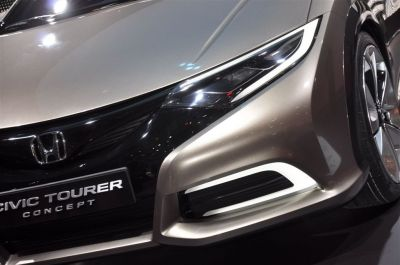 Honda Civic Wagon Concept