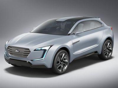 Subaru VIZIV Concept