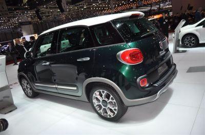 Fiat 500L Trekking