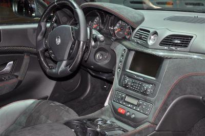 Maserati Gran Turismo MC Stradale