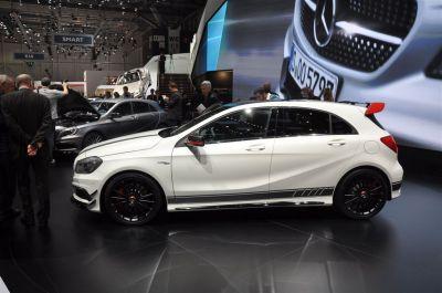 Mercedes A 45 AMG Edition 1