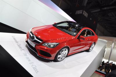 Mercedes Classe 3 Coupe 2013