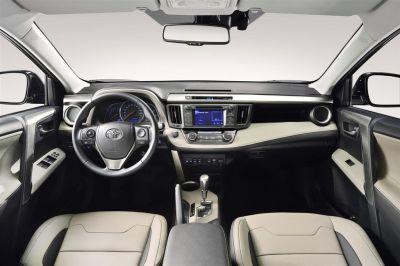 Toyota Auris et RAV4