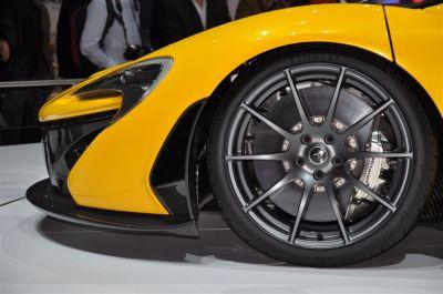 McLaren P1 suite