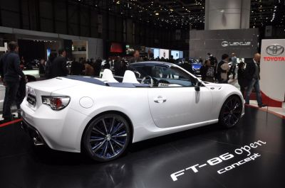 Toyota FT86 Concept