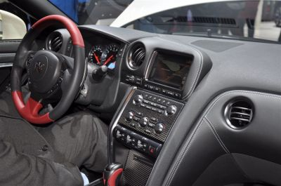 Nissan GTR 2013