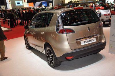 Renault Scénic 2013