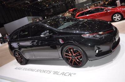 Toyota Auris Touring Sports Black